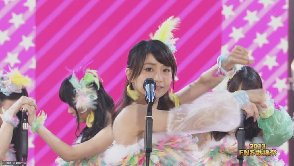 AKB48 - FNS 2013.12.4